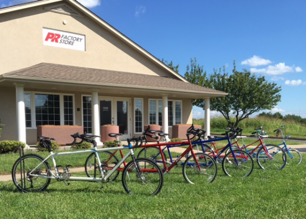 PR Factory Store Tandems